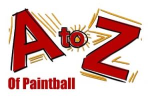 A to Z of Paintball.