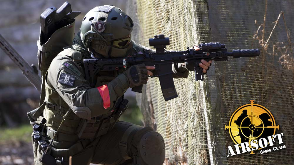 What is the 6mm Airsoft Club
