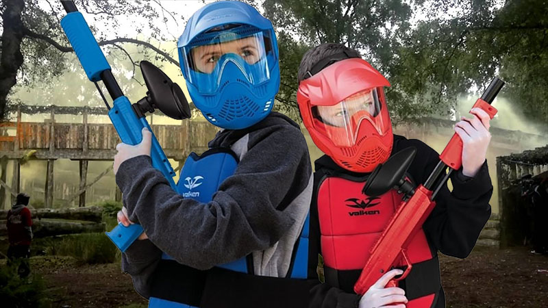 Does Paintball or Airsoft Hurt?